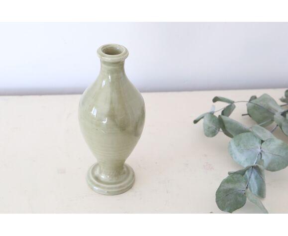 Soliflore vase en céramique vernissée de Selernes