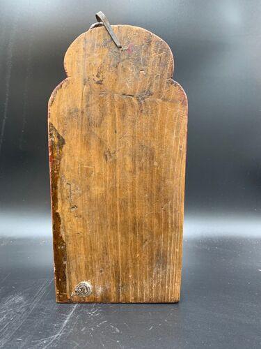 Boite à lettres en bois d'orme Chine du Sud