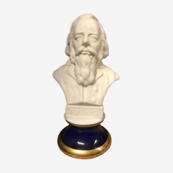 Buste Brahms