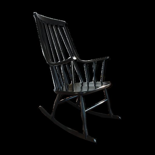 Selency Rocking chair Lena Larsson 1950