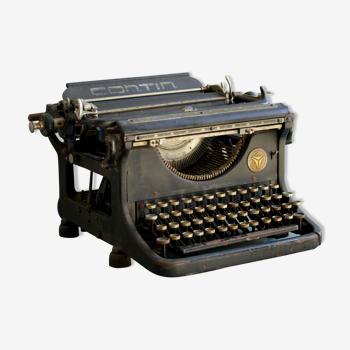 Machine à écrire Contin