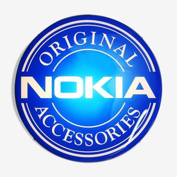 Panneau publicitaire Nokia
