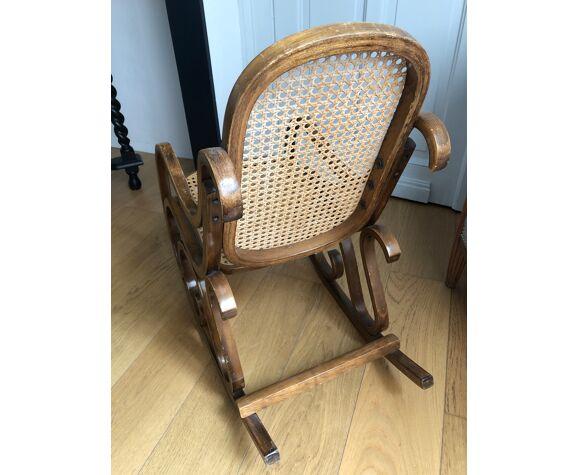 Rocking chair enfant «vintage»