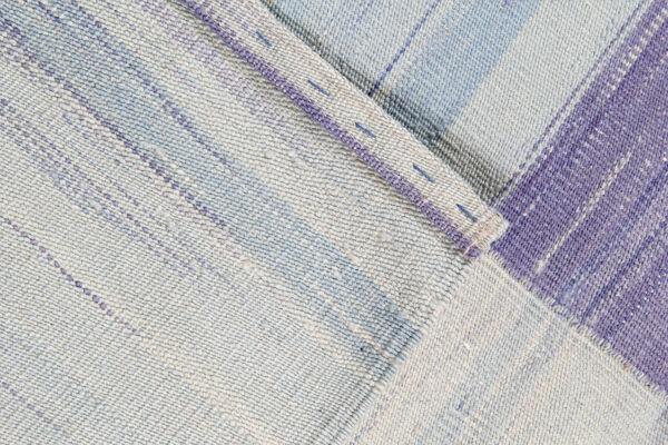 Tapis abstrait blue 188x233cm
