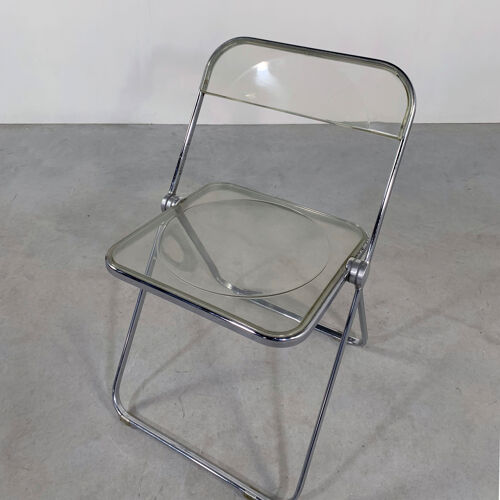 Chaise Plia par Giancarlo Piretti pour Castelli 1960