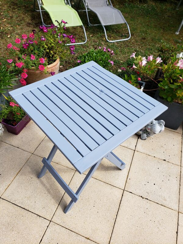 Table bistrot d'appoint année 60