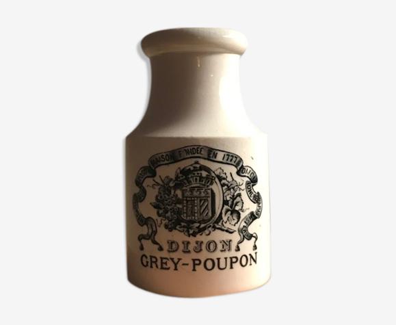 Pot à moutarde Grey Poupon