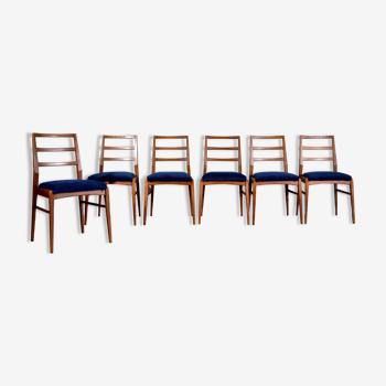 6 chaises Richard Hornby Heals Fyne Ladye