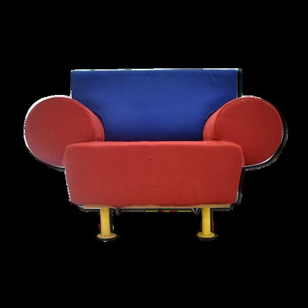Selency Fauteuil postmoderne de la collection Prisma