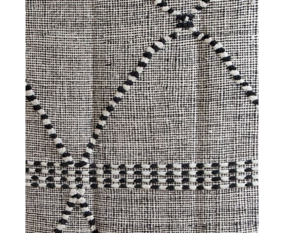 Tapis marocain berbere kilim zanafi 210x140cm