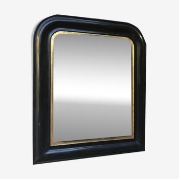 Miroir Napoléon III 39,5 x 33,5 cm