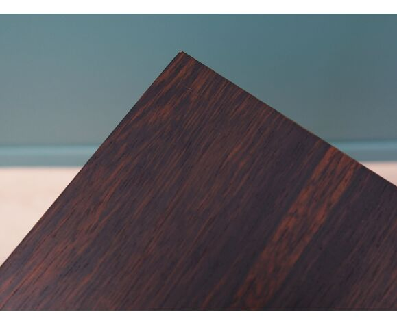 Buffet en bois de rose, design danois, années 1970, designer: Carlo Jensen, fabricant: Hundevad & Co