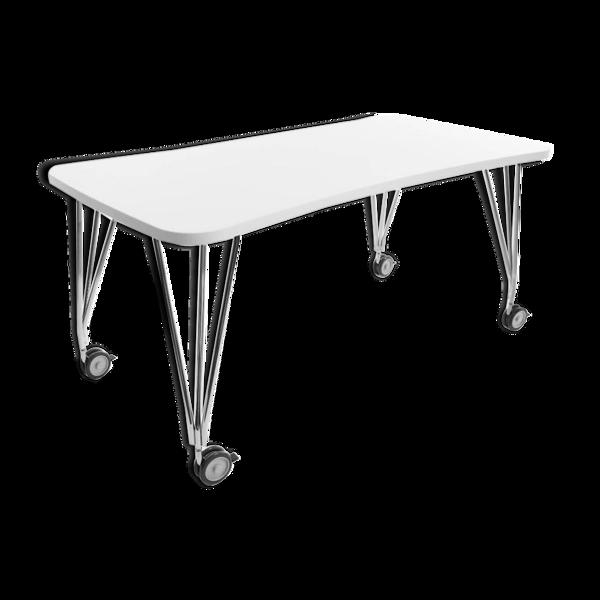 Table design par Ferruccio Laviani pour Kartell