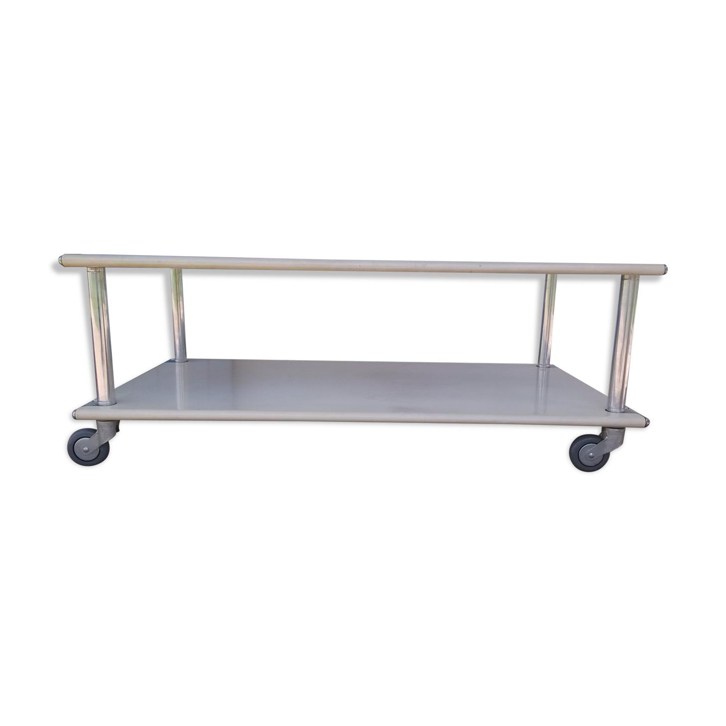 Table basse design industriel