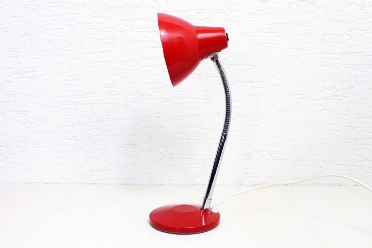 Lampe de bureau années 70