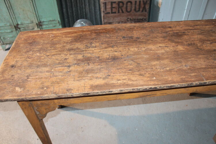 Table de ferme - 1m60 de long