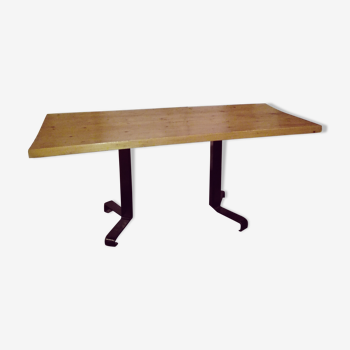 Table rectangulaire Charlotte Perriand