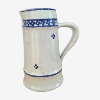 Vase Pichet Vintage en Céramique