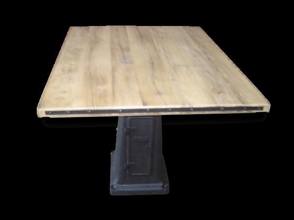 Selency Table industrielle  mange-debout