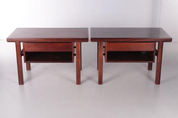 Tables de chevet scandinaves