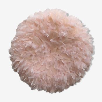 Juju hat Plumes bohèmes rose poudré