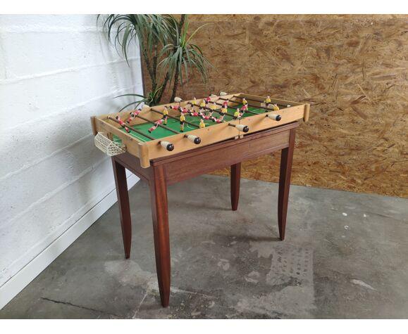 Baby-foot de table vintage pliant