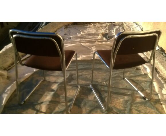 Chaises empilable design moderne