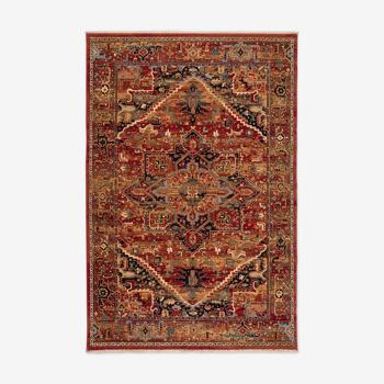 Tapis Oriental rouge 200x300 cm Antique