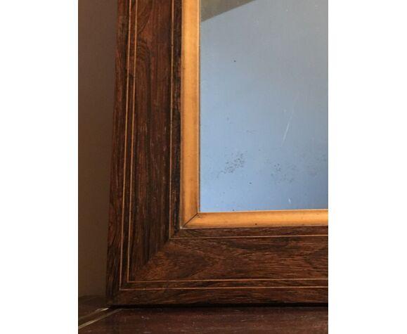 Miroir ancien - 46x57cm