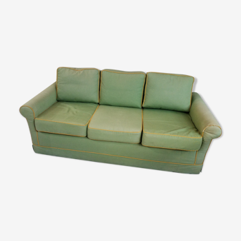 Canapé en toile