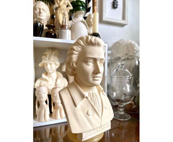 Buste de Mozart