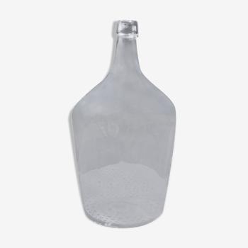 Demijohn 5L transparent