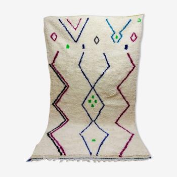 Tapis berbère marocain 250 x 150cm
