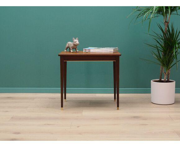 Table basse retro