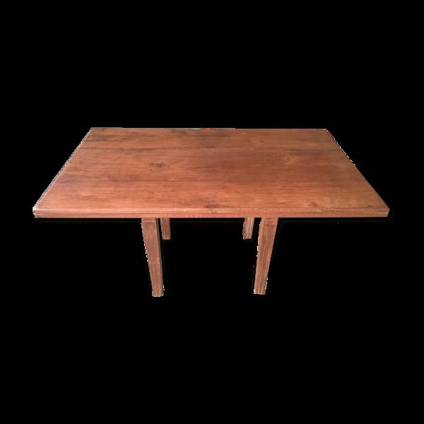 Selency Table à manger rectangulaire