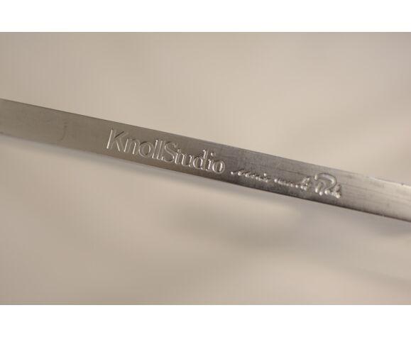 Fauteuil brno Mies Van Der Rohe, édité par Knoll