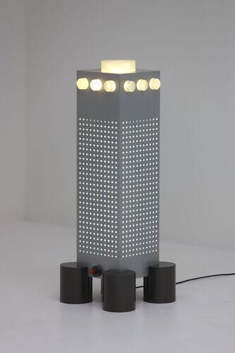 Lampadaire Matteo Thun et Andrea Lera Wwf Tower Bieffeplast