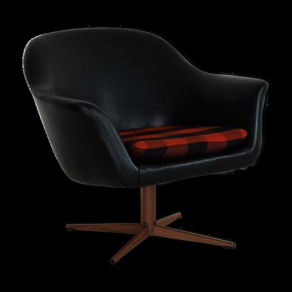 Chaise de club vintage