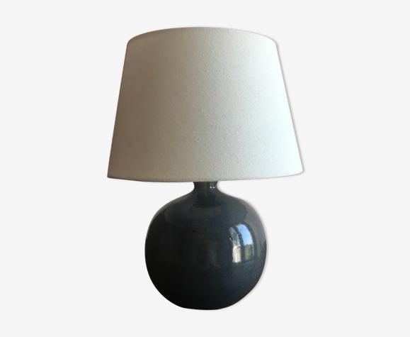La Borne blue sandstone lamp
