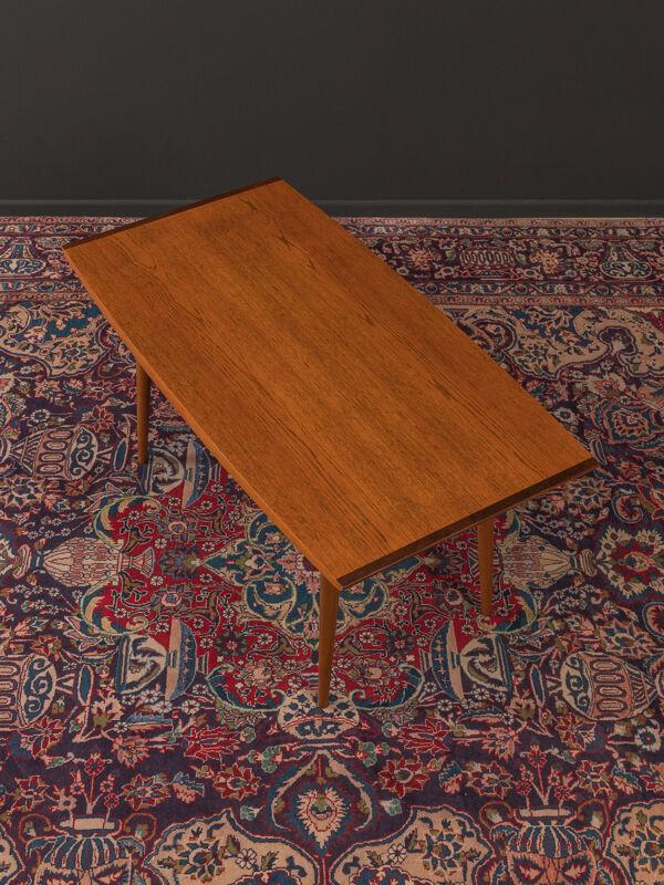 Table basse des années 1950 Lübke