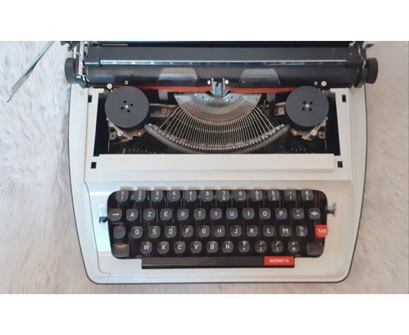 Machine à écrire portative Royal 290 fonctionnelle