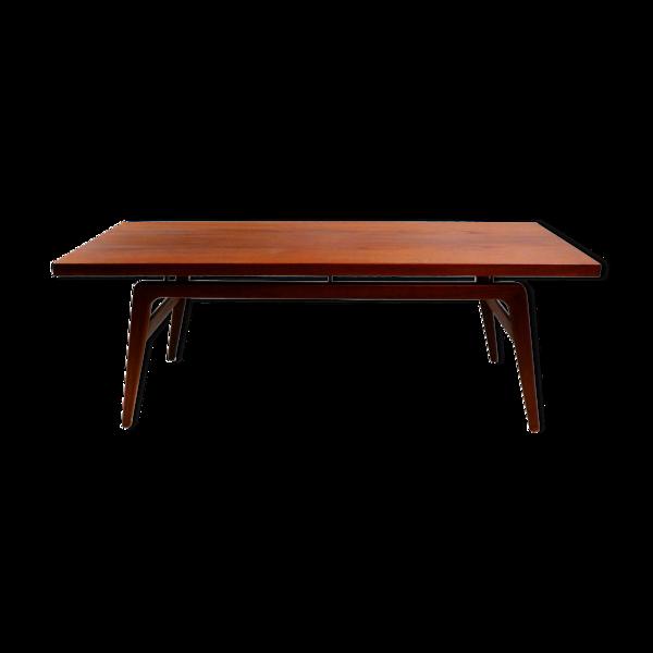 Table basse danoise par Clausen & Son
