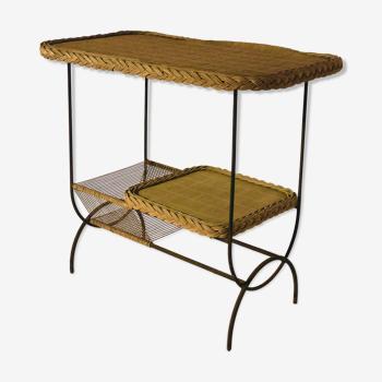 Table d'appoint vintage bar