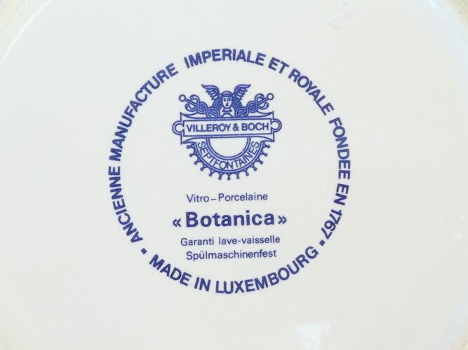 Saladier Villeroy et Boch modele botanica