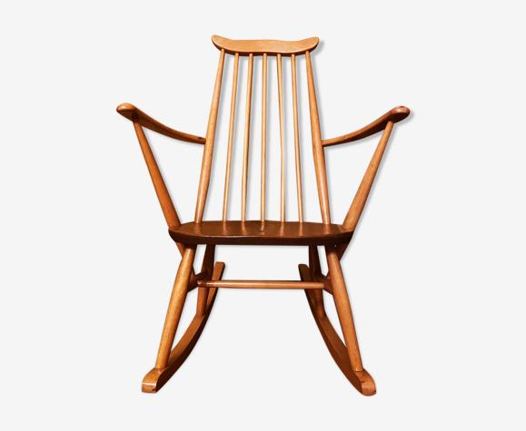 Rocking -chair Ercol 1960's