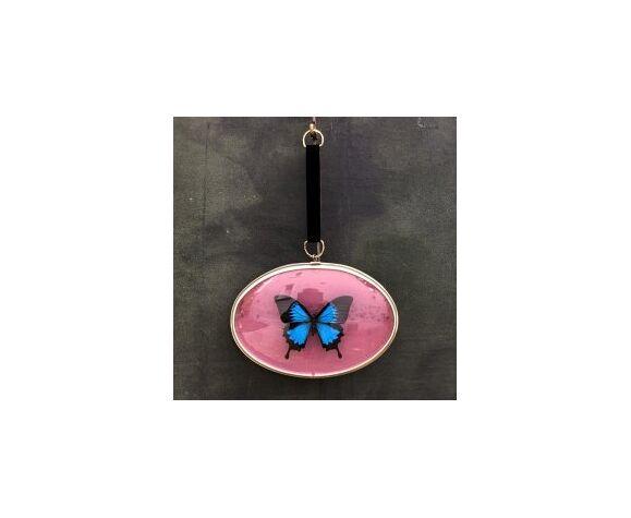 Médaillon papillon