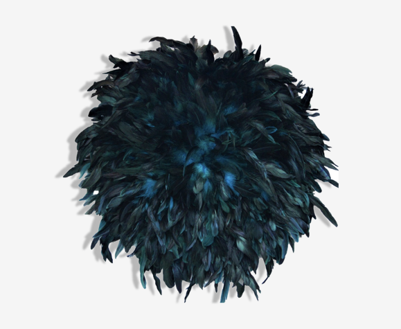 Juju hat Plumes sauvages Topaze