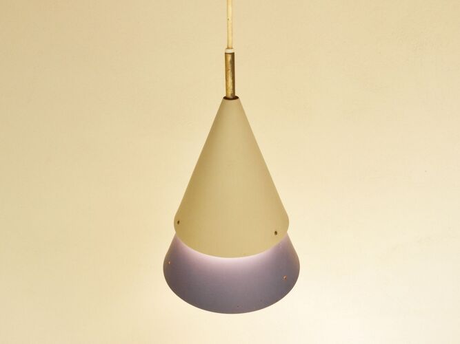 Suspension by Svend Aage Holm Surensen for Lyfa 1950s