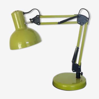 Lampe architecte vert olive