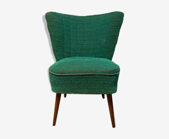 Green cocktail chair , 1960